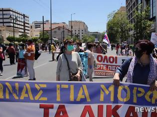 Φωτογραφία για Συγκέντρωση διαμαρτυρίας εκπαιδευτικών την Τρίτη στο κέντρο της Αθήνας