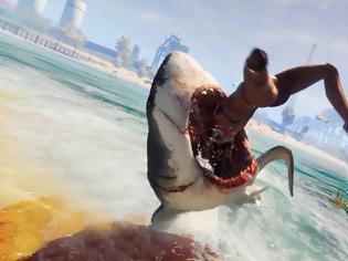 Φωτογραφία για Εχει σχέση ο κοροναϊός με την επίθεση ενός καρχαρία;