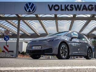 Φωτογραφία για VW ID.3 ξεπερνά την εργοστασιακή αυτονομία (+video)