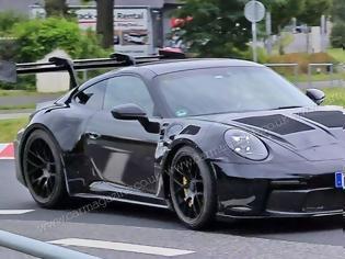 Φωτογραφία για Porsche 911 GT3 RS