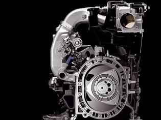 Φωτογραφία για Πως λειτουργεί ο περιστροφικός κινητήρας