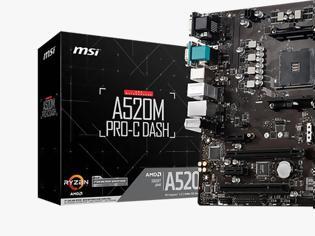 Φωτογραφία για Οι δυνατές AMD A520 μητρικές της GIGABYTE