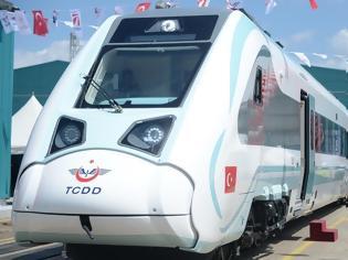 Φωτογραφία για Ξεκίνησαν οι δοκιμές του πρώτου ηλεκτρικού τρένου made in Turkey