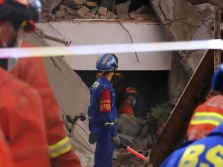 Φωτογραφία για Τραγωδία στην Κίνα: Κατέρρευσε διώροφο κτίριο – 29 νεκροί μέχρι στιγμής