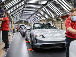 Φωτογραφία για Porsche δανείζεται υπαλλήλους από την Audi