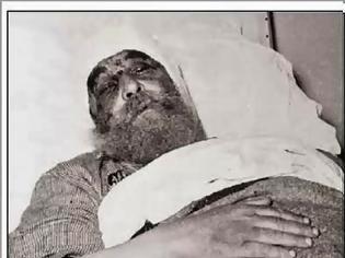 Φωτογραφία για Σεπτέμβριος 1955-ο Μακαριστός Επίσκοπος Παμφίλου Γεράσιμος που τον έκαιγαν ζωντανό οι Τούρκοι