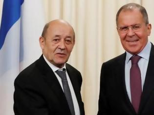 Φωτογραφία για Ναβάλνι: Το Παρίσι αναβάλλει συνομιλίες με τους Ρώσους υπουργούς Εξωτερικών και Άμυνας