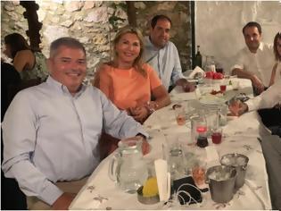 Φωτογραφία για Οι δραστηριότητες του βουλευτή Λευκάδος Θανάση Καββαδά, αναγνωρίζονται από το Πρωθυπουργικό περιβάλλον.