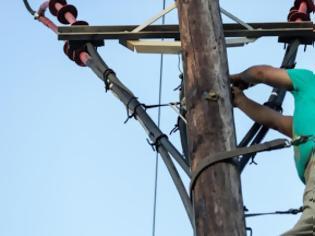 Φωτογραφία για Απανθρακώθηκε από καλώδιο υψηλής τάσης 32χρονος εργάτης στη Ζάκυνθο