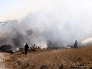 Φωτογραφία για Δήμαρχος Σαρωνικού: Μικρός ο αριθμός των καμένων σπιτιών, κάηκαν δασικές περιοχές της Φέριζας και του Βαλμά