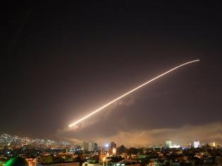 Φωτογραφία για Συρία: Νέα επίθεση με πυραύλους από το Ισραήλ