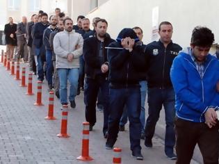 Φωτογραφία για Τουρκία: Εντάλματα σύλληψης σε βάρος 130 ανθρώπων που θεωρούνται υποστηρικτές του Γκιουλέν