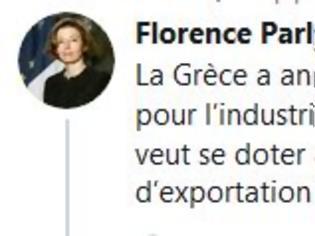 Φωτογραφία για Πώς αντέδρασε η Γαλλίδα υπουργός Άμυνας στην αγορά των 18 Rafale από την Ελλάδα