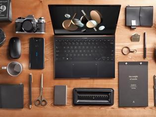 Φωτογραφία για ZenBook laptops με επεξεργαστές Intel 11ης γενιάς & θύρες Thunderbolt 4