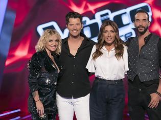 Φωτογραφία για Πρεμιέρα απόψε για το «The Voice»