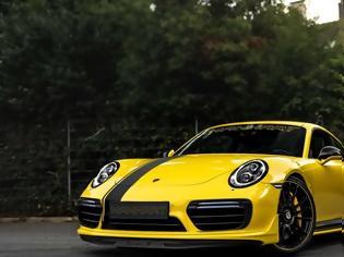 Φωτογραφία για Manhart  Porsche 911 Turbo S