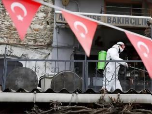 Φωτογραφία για Τουρκία: «Δεν υπάρχει επιβράδυνση του ρυθμού μετάδοσης της νόσου» προειδοποιεί ο υπουργός Υγείας