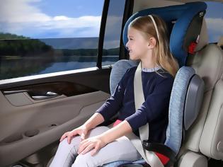Φωτογραφία για Νέος ΚΟΚ: Σε ειδικό κάθισμα έως 12 ετών στο αυτοκίνητο Μετά τα 16 τα παιδιά σε μηχανάκι