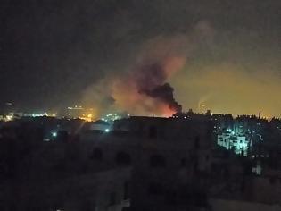 Φωτογραφία για Λωρίδα τις Γάζας: Ισραηλινά αεροσκάφη βομβαρδίζουν παλαιστινιακές θέσεις