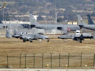 Φωτογραφία για Anadolu: Το Πεντάγωνο δεν έχει πλάνο μεταφοράς των αμερικανικών δυνάμεων από το Ιντσιρλίκ στην Κρήτη