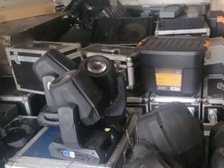 Φωτογραφία για Πήγαν να κλέψουν φορτηγό με συσκευές αξίας 200.000 ευρώ!