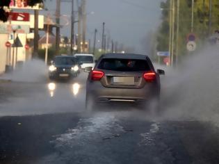 Φωτογραφία για Κακοκαιρία «Ιανός»: Θυελλώδεις άνεμοι και καταιγίδες