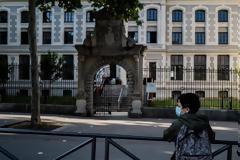 Γαλλία: Κλειστά 81 σχολεία - Συρροές κρουσμάτων σε πάνω από δέκα πανεπιστήμια