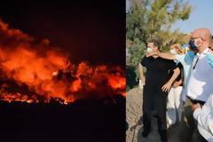Μεταναστευτικό: Έξι Αφγανοί έκαψαν τη Μόρια