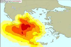 Πού και πότε θα χτυπήσει ο μεσογειακός κυκλώνας Ιανός - Έκτακτα μέτρα και έκκληση Χαρδαλιά
