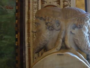 Φωτογραφία για Κακοκαιρία Ιανός: Ποιος ήταν ο θεός των Ετρούσκων που δοξάστηκε από τους Ρωμαίους