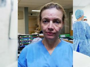 Φωτογραφία για Συγκλονίζει η ανάρτηση γιατρού: Με μάσκα θα αποτρέψουμε την καταστροφή
