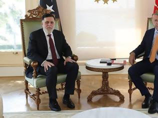 Φωτογραφία για Λιβύη: Παραιτείται ο Σάρατζ από την εξουσία - Ο αντίκτυπος στα ελληνοτουρκικά
