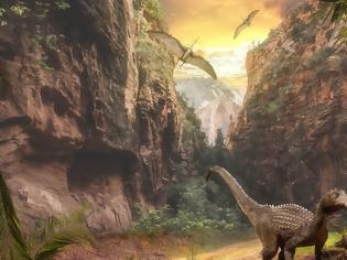 Φωτογραφία για Επιστήμονες ανακάλυψαν μια άγνωστη έως τώρα μαζική εξαφάνιση των ειδών στη Γη!