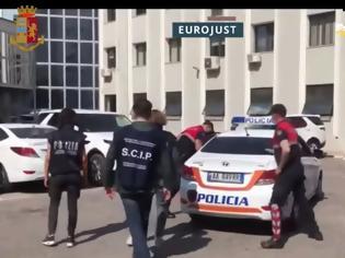 Φωτογραφία για Εξαρθρώθηκε κύκλωμα που διακινούσε κοκαΐνη σε 10 χώρες της Ευρώπης