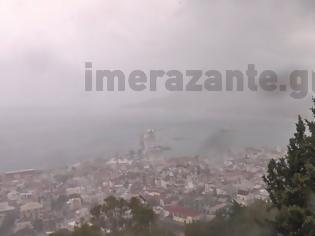 Φωτογραφία για Κακοκαιρία Ιανός: Το φαινόμενο δεν συμβαίνει για πρώτη φορά στην Ελλάδα - Ποιες χρονιές είχε σημειωθεί κυκλώνας
