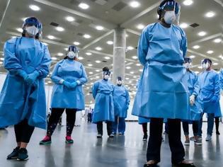 Φωτογραφία για Θερίζει τους γιατρούς ο κοροναϊός Στα 7 κρούσματα το 1 είναι υγειονομικός