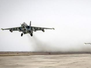 Φωτογραφία για Συρία: Ρωσικά μαχητικά αεροσκάφη βομβάρδισαν θέσεις ανταρτών