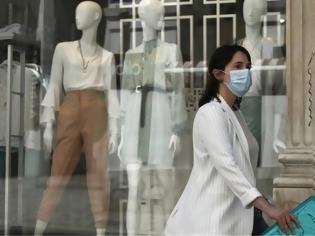 Φωτογραφία για «Βροχή» τα πρόστιμα για τη μη χρήση μάσκας -«Λουκέτα» σε καταστήματα και 56 συλλήψεις