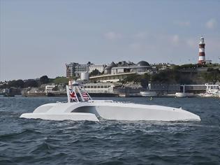 Φωτογραφία για Μη επανδρωμένο πλοίο με τεχνητή νοημοσύνη «αναβιώνει» ιστορικό ταξίδι στον Ατλαντικό (+vid)