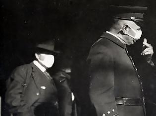 Φωτογραφία για Ο «πόλεμος της μάσκας» 100 χρόνια πριν -Πώς η Ελλάδα είχε αντιμετωπίσει την πανδημία της ισπανικής γρίπης, τι έγραφαν οι εφημερίδες