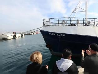 Φωτογραφία για Το Alan Curdi διέσωσε 133 μετανάστες στη Μεσόγειο
