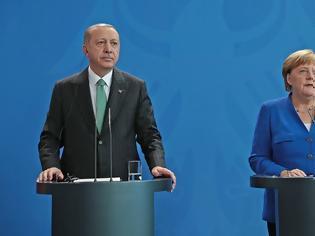 Φωτογραφία για Ερντογάν θα έχει τηλεδιάσκεψη με Μέρκελ και Μισέλ την Τρίτη