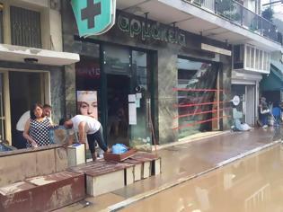 Φωτογραφία για Στήριξη των φαρμακείων που επλήγησαν από τις καταστροφικές πλημμύρες