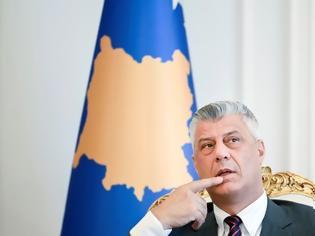 Φωτογραφία για Για στρατηγική συνεργασία με την Άγκυρα μιλά ο πρόεδρος του Κοσόβου μετά την κρίση στις σχέσεις των δύο χωρών