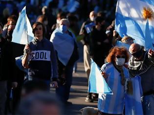 Φωτογραφία για Αργεντινή: Ρεκόρ ημερήσιων θανάτων και διαδηλώσεις κατά των μέτρων προστασίας