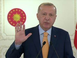 Φωτογραφία για Ερντογάν: «Καμία τύχη οι προσπάθειες αποκλεισμού μας από την Ανατολική Μεσόγειο»