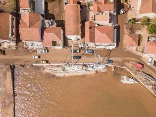 Φωτογραφία για Κεφαλονιά: Εικόνες βιβλικής καταστροφής σε Άσσο και Αγία Ευφημία – Φωτος drone