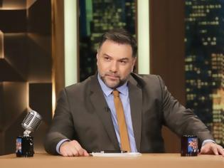 Φωτογραφία για The 2Night Show: Η αποψινή παρέα του Γρηγόρη Αρναούτογλου