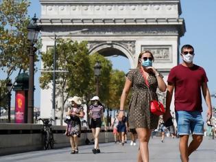 Φωτογραφία για «Φλέγεται» από κορωνοϊό η Γαλλία: Πάνω από 13.000 τα ημερήσια κρούσματα