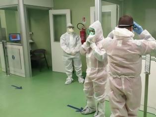 Φωτογραφία για Εκτακτη απόφαση: Επιτάσσονται χώροι σε ιδιωτικά και στρατιωτικά νοσοκομεία